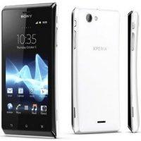 Смартфон Sony Xperia J ST26 (white)