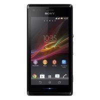 Смартфон Sony Xperia M Dual Black