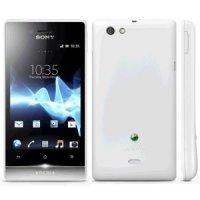 Смартфон Sony Miro ST23 (White)