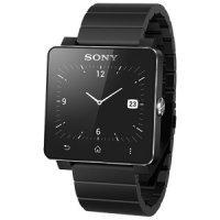 Смарт-часы Sony Smart Watch 2 black