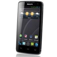 Мобильный телефон Philips W732 Dual (black)