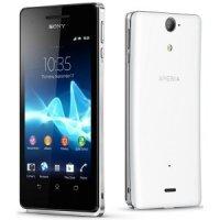Смартфон Sony Xperia V LT25 (white)