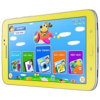 Планшетный компьютер Samsung Galaxy Tab 3 7.0 SM-T2105 Kids 8GB Wi-fi (Yellow)