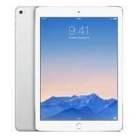 kupit-Планшет Apple iPad Air 2 4G 128 Гб Wi-Fi white-v-baku-v-azerbaycane