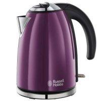 kupit-Электрический чайник Russell Hobbs Purple Passion 18945-v-baku-v-azerbaycane