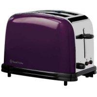 kupit-купить Тостер Russell Hobbs Purple Passion 14963-v-baku-v-azerbaycane