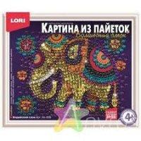 kupit-набор Lori Индийский слон для создания картины из-v-baku-v-azerbaycane