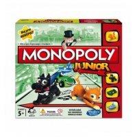 kupit-Настольная игра Monopoly Junior A6984SC00-v-baku-v-azerbaycane