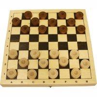 kupit-Игра настольная шашки+нарды дерево 228002-v-baku-v-azerbaycane