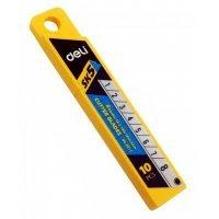 kupit-запаска для ножа Deli 18мм 10 шт/упак E2011-v-baku-v-azerbaycane