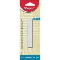 kupit-запаска для ножа Maped 9мм 10 шт/упак 640717-v-baku-v-azerbaycane