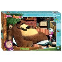 kupit-пазл Masha and the Bear 24 элементов 289014-v-baku-v-azerbaycane