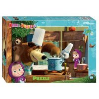 kupit-пазл Masha and the Bear 260 элементов 289020-v-baku-v-azerbaycane