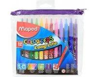 Фломастер Maped Color Peps 12 цветов 845017