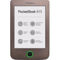 Электронная книга PocketBook 615 Dark Brown (PB615)