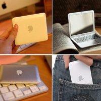 kupit-Карманное зеркальце в виде MacBook Air-v-baku-v-azerbaycane