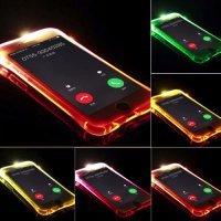 kupit-Светящаяся LED кобура для Iphone 7-v-baku-v-azerbaycane