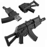 kupit-Флешка автомат Калашникова АК-47, 4 Гб-v-baku-v-azerbaycane