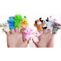kupit-Пальчиковые плюшевые куклы, 1 шт.-v-baku-v-azerbaycane