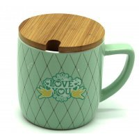 kupit-чашка с крышкой Love You 3017-v-baku-v-azerbaycane