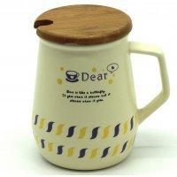 kupit-чашка Dear с крышкой ym6023-v-baku-v-azerbaycane