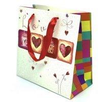 kupit-пакет подарочный Leonardo бумажный Love-v-baku-v-azerbaycane