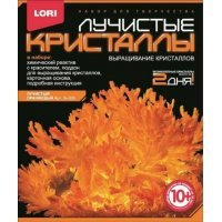 kupit-выращивание кристаллов Lori Оранжевый кристалл Лк--v-baku-v-azerbaycane