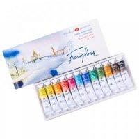 kupit-акварельные краски Белые Ночи 12 цветов *10мл CB00000007716-v-baku-v-azerbaycane