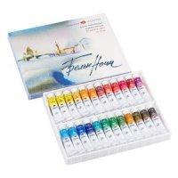 kupit-акварельные краски Белые Ночи 24 цвета *10мл CB00000007717-v-baku-v-azerbaycane