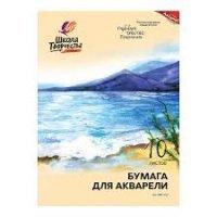 kupit-бумага Луч Школа Творчества для акварели А3 200гр-v-baku-v-azerbaycane
