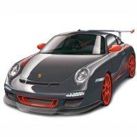 kupit-radio idarə Nikko Porsche 911 GT3RS 1:14 xz1135c-v-baku-v-azerbaycane