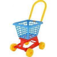 kupit-игрушечная тележка Polesie Supermarket 61980-v-baku-v-azerbaycane
