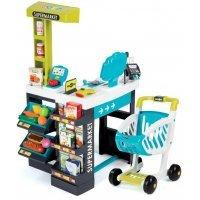kupit-Игровой набор Smoby Супермаркет 350206-v-baku-v-azerbaycane