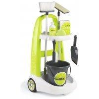kupit-Игрушечный набор Smoby для уборки Clean Service-v-baku-v-azerbaycane