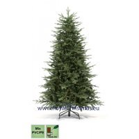 kupit-Елка Royal Christmas AUCKLAND PE / PVC PREMIUM - HINGED (2.10 metr)-v-baku-v-azerbaycane
