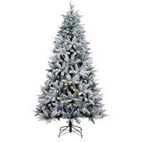 kupit-Елка Royal Christmas MELBOURNE FLOCK- HINGED (1.80 metr)-v-baku-v-azerbaycane
