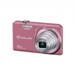 Фотоаппарат Casio EX-ZS20 roze
