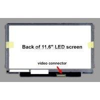 kupit-Экран для Ноутбуков 11,6 Led slim screen-v-baku-v-azerbaycane