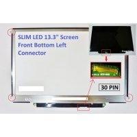 kupit-Экран для Ноутбуков 13,3 led slim  screen-v-baku-v-azerbaycane