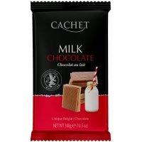 """kupit-Шоколад """"Cachet"""" Milk Chocolate, 32% Cocoa, 300 г-v-baku-v-azerbaycane"""