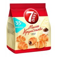 kupit-Круассаны 7 Days мини крем какао 200г-v-baku-v-azerbaycane