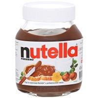 kupit-Паста ореховая Nutella с добавлением какао, 350г-v-baku-v-azerbaycane