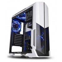 kupit-Компьютерный корпус Thermaltake Versa N21 Snow/White/Win/SGCC (CA-1D9-00M6WN-00)-v-baku-v-azerbaycane