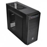 kupit-Компьютерный корпус Thermaltake Versa II/Black/No Win/SGCC/USB3.0*1 black interior (VO700A1N3N)-v-baku-v-azerbaycane