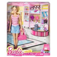 kupit-Игра MATTEL Barbie® Doll and Pets (DJR56)-v-baku-v-azerbaycane