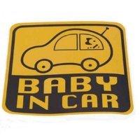 "kupit-Стикер для автомобиля ""Baby in car""-v-baku-v-azerbaycane"