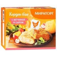 kupit-Кордон блю Мираторг с ветчиной и сыром, 405г-v-baku-v-azerbaycane