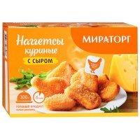 kupit-Наггетсы куриные Мираторг с сыром, 300г-v-baku-v-azerbaycane