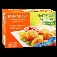 kupit-Наггетсы куриные Мираторг Классические, 300г-v-baku-v-azerbaycane